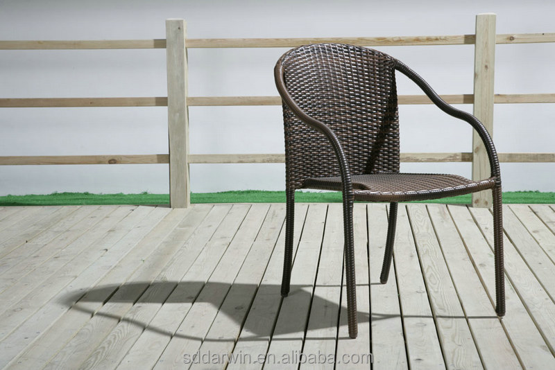 Outdoor Rattan Meditation Dining Chair DW-Z009