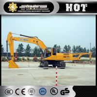 Construction machinery names XCMG XE370C/XE370CA 37 ton 1.8m3 remote control excavator