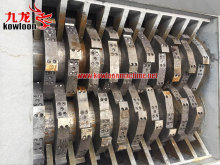25Tons capacity used metal shredder for sale