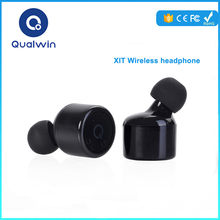Twins True X1T Wireless Earphone Headset Mini Headphones Bluetooth Earbud CSR 4.2 Stereo Voice in-ear Buds Handfree for i7