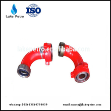 High Pressure 90 degree elbow pipe/Swivel joint