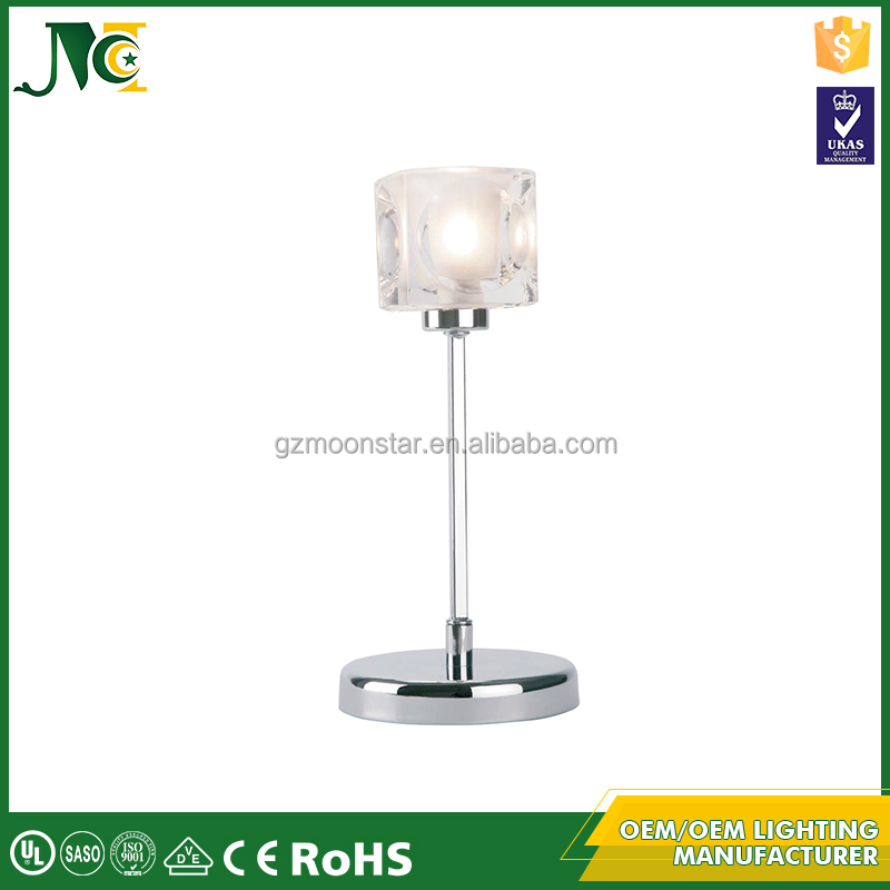 Best price glass decorative led table lamp lights