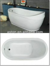 Foshan factory shower bath tubs/plastic adult bath tubs/enjoy bath in tubs