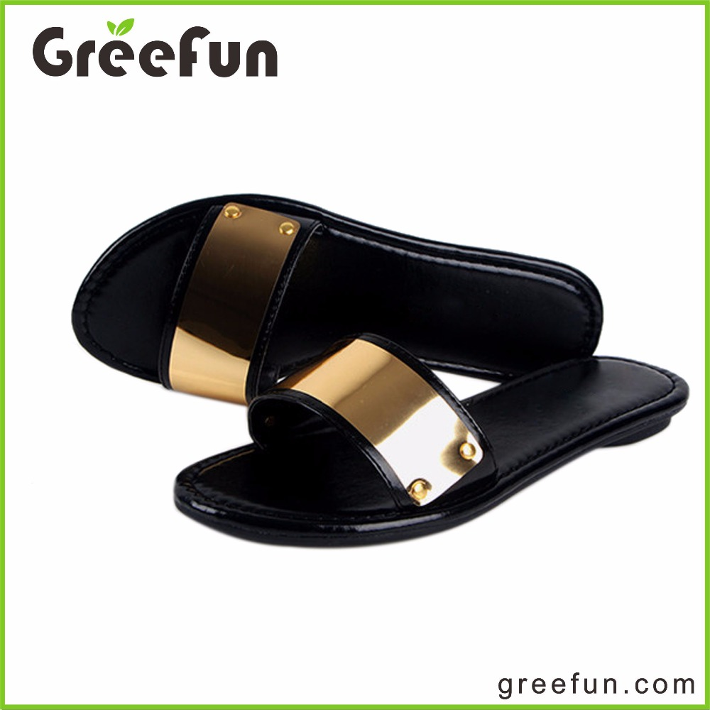 Hot New Products For 2016 Low Price Ladies Sandals shoes Women Flat Shoe