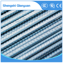 Cheap Price building construction iron rod / deformed steel rebar size