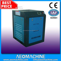 7.5KW Refrigeration High Pressure Industrial Air Compressor for sale