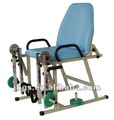 quadriceps femoralis training chair/physiotherapy equipment
