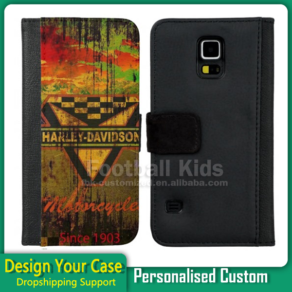 New Arrival Sublimation Cell Phone Cases For Samsung S7 , 2D Sublimation Phone Leather Case For Samsung