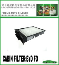 BYD FO CABIN FILTER LK801014 FOR CHINESE MARKET