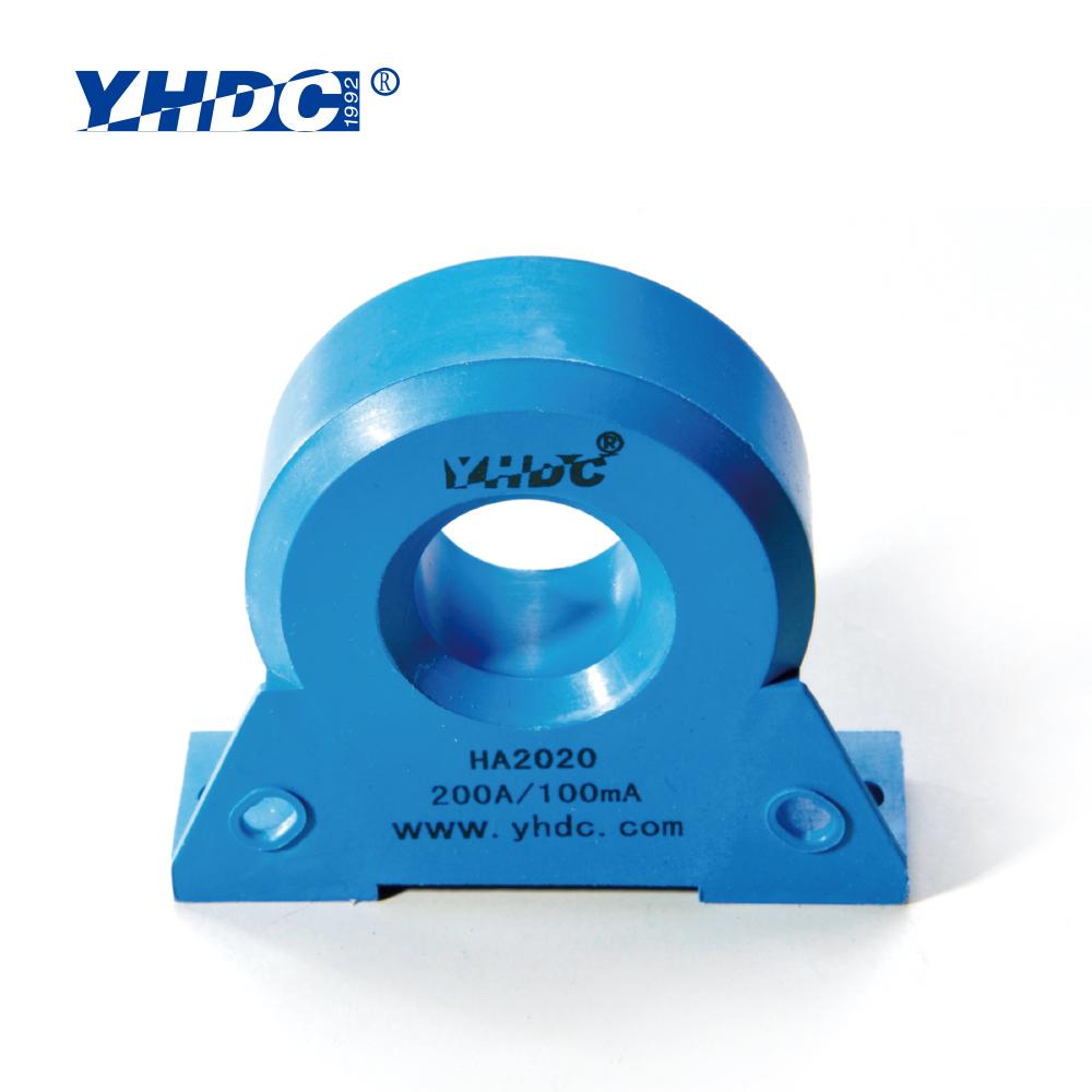 YHDC Sensor de corriente de efecto Hall en Lazo cerrado HA2035 300A//150mA