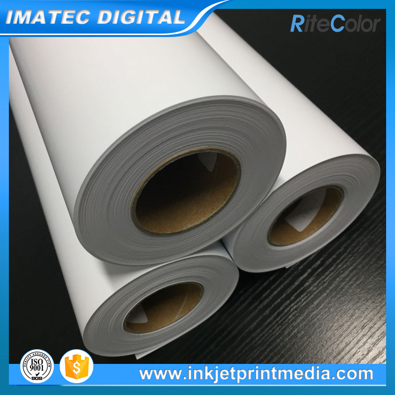 128gsm Waterproof Matte Coated Inkjet Photo Paper, Matte Coated Photographic Paper