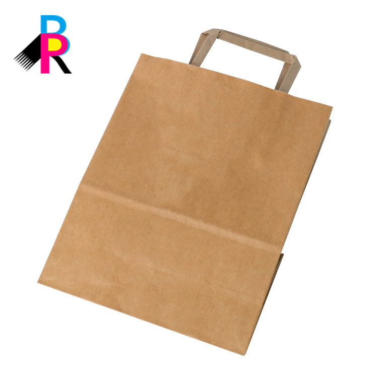 OEM High Quality Ex-works Kraft Paper Bags Wholesale