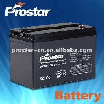 12v 75ah seal maintenance free rechargeable storage deep cycle gel solar battery