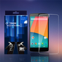 ultra thin LCD clear screen guard cover protector for LG Nexus 5 screen protectors