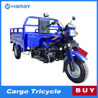 Open Cargo Tricycle Box Heavy Load Three Wheeler Tricycle