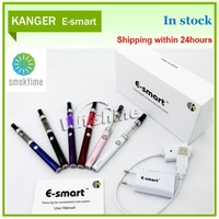 2014 Lady's E-cigarette Mini Kanger E-smart Atomizer With Cheapest Price