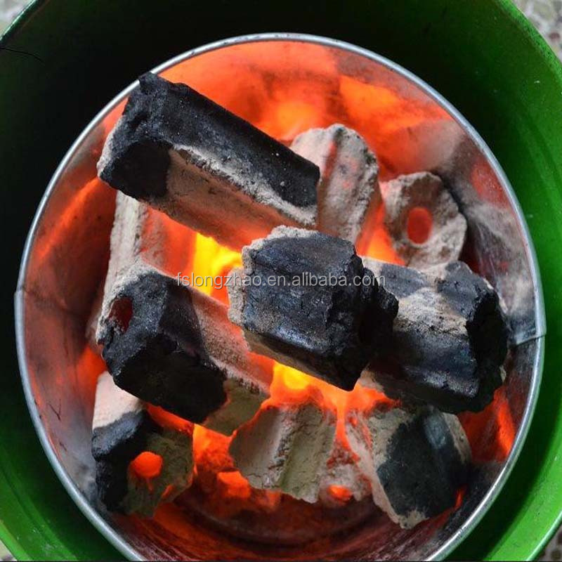 100% Natural Lump hardwood charcoal for Barbecue (BBQ)