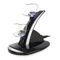 For PS4 dualshock 4 controllers dual charger dock charger stand