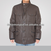 2015 washing winter jacket for men