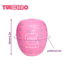 Sex Toy Silicone Apple Pussy Ball Masturbation cup for Man Male