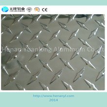 one bars aluminum diamond plate