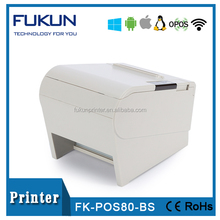FK-POS80 Ethernet 3 inch thermal printer auto cut shop billing machines for kitchen grocery
