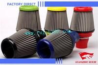 5 Colors Super Power Cold Air Intake Syestem Car Air Filter Manufacturer