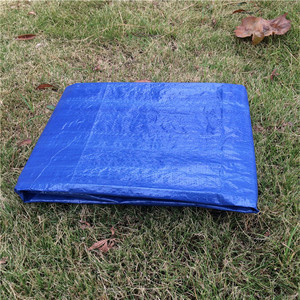 China one-way transparent tarpaulin fabric