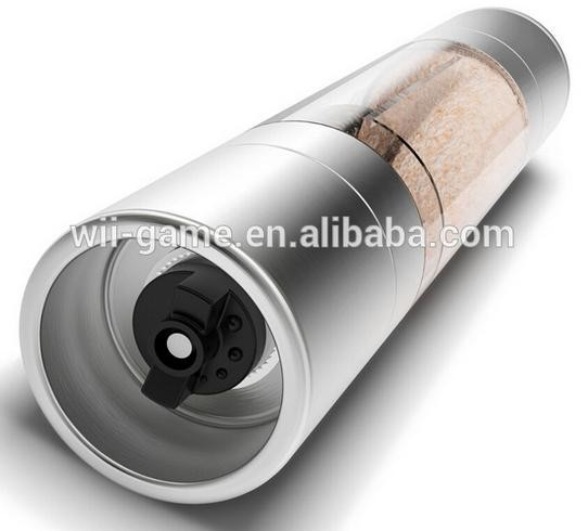 Eco-Friendly Feature and Salt & Pepper Mills Mills Type salt and pepper grinder set