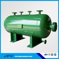 high pressure vessel compressed air storage tank