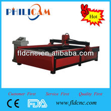 HOT! Jinan Lifan PHILICAM FLD1325 desktop cnc plasma for heavy industry made in china