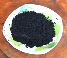 Raw Alkalized cocoa powder black color