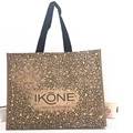 Recyclable non woven waterproof shopping bag