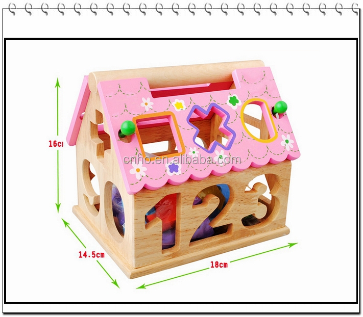 Wooden Toys Math Game For Kids