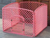 Pet dog playpen plastic puppy cat play pen wholesale rabbit play yard fence enclosure outdoor