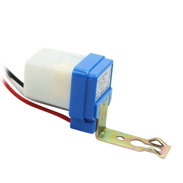 AS-<strong>10</strong> <strong>Auto</strong> On Off Photocell Street Light Switch DC AC 220V 50-60Hz 10A Photo Control Photoswitch Sensor