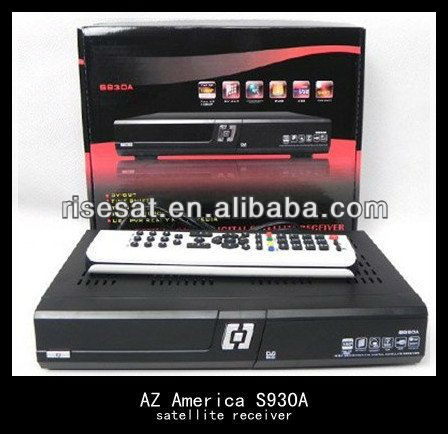 Factory az S930a plus hd Azamerica S930a Az america S930 with twin tuner hot selling