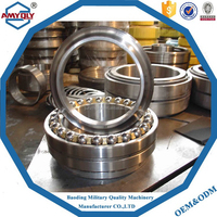 Customized high standard c angular contact ball bearing 46310