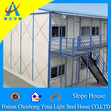 Four-side Slope Movable House(CHYT-S3050)