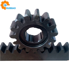 building elevator spare parts rack pinion gear design rack pinion linear motion precision rack and pinion