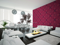 Decoration with cheap new design PVC wallpaper collection