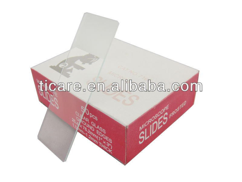 Types of Laboratory Medical Microscope Cover Slides