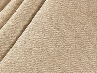 linen fabric curtain used for home textile and upholstery