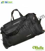 Quality huge trolley heavy duty gym bag