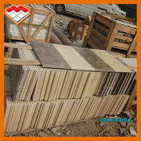 Turkey travertine decorative natural stone pieces