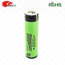 Cell Lithium ion Polymer Batteries Technology 18650 3400mah for NCR18650B