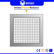 China Supplier Mesh Return Aluminum Air Grille Anodized