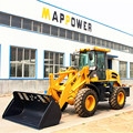 1.6ton wheel loader with 4 in 1 bucket