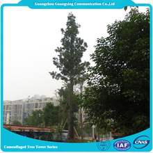 Manufacturing High quality alloy steel Cell Phone pine tree 3G/4G communication tower