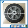 Solid rubber wheel,small rubber wheel,rubber dolly wheels